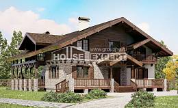 250-003-R Two Story House Plans and mansard, classic House Building, House Expert