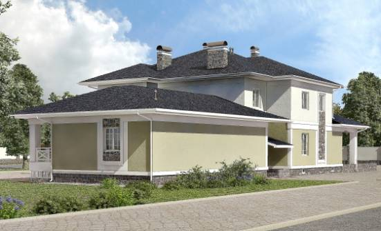 620-001-L Three Story House Plans with garage under, modern Home House, House Expert