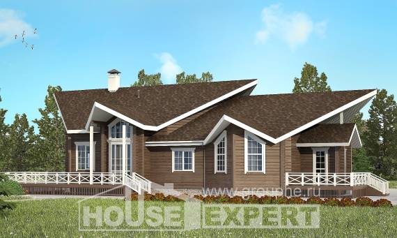 210-002-L Two Story House Plans with mansard, best house House Online,