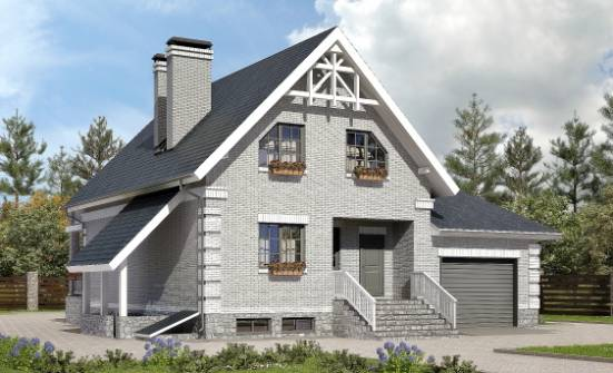 200-009-R Three Story House Plans with mansard roof with garage in front, beautiful Custom Home, House Expert