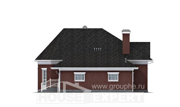 290-002-R Two Story House Plans with garage in front, spacious Drawing House, House Expert