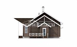 210-002-L Two Story House Plans with mansard roof, luxury Architectural Plans,