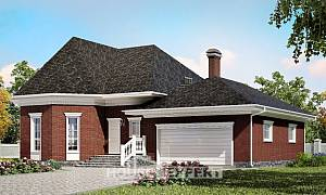 290-002-R Two Story House Plans and garage, beautiful Building Plan