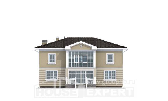 210-005-L Two Story House Plans, modern Plans Free,
