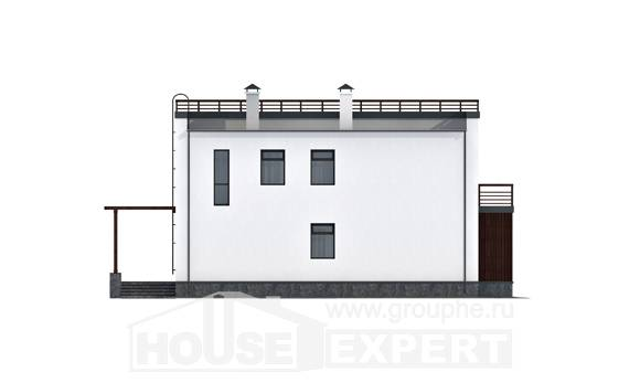 215-002-R Two Story House Plans, average Online Floor,