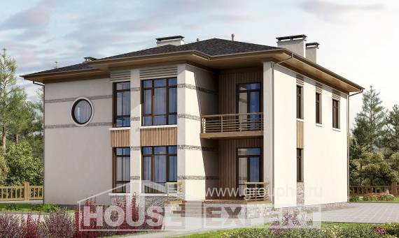 345-001-R Two Story House Plans, modern Plan Online
