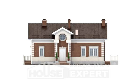 160-009-R Two Story House Plans, the budget House Building,