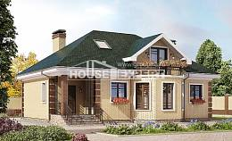 150-013-L Two Story House Plans and mansard, available House Building,