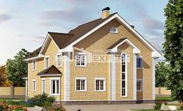 320-003-L Two Story House Plans, cozy Online Floor,