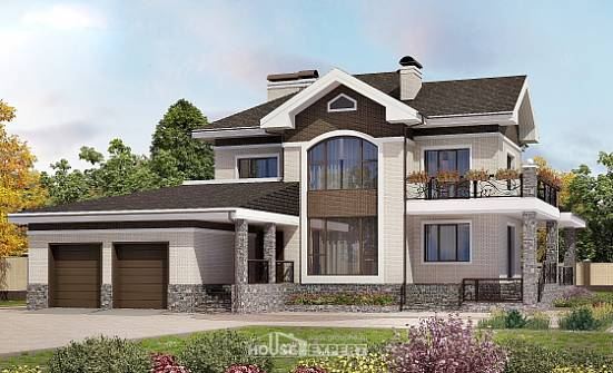365-001-L Two Story House Plans with garage, beautiful Planning And Design,