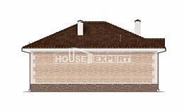 065-002-R Bathhouse plan, House Expert