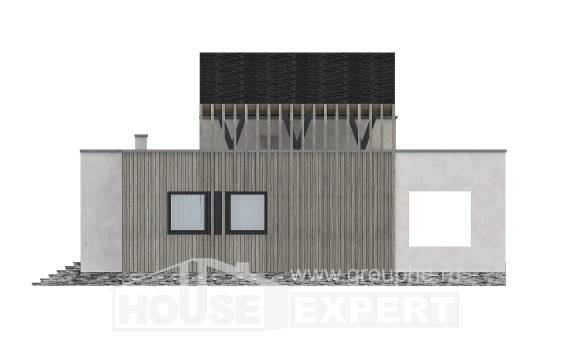 170-011-L One Story House Plans, a simple Ranch, House Expert