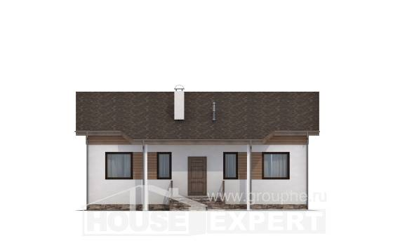 080-004-L One Story House Plans, best house Construction Plans, House Expert