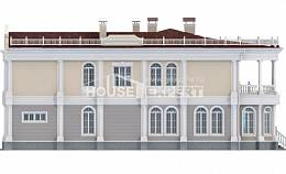 505-001-R Two Story House Plans with garage, spacious Models Plans,