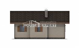 090-002-L One Story House Plans, cozy House Plan, House Expert