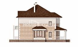 220-008-R Two Story House Plans, spacious Blueprints of House Plans, House Expert